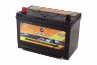 Leoch POWERSTART 334 - Japanese Car Battery - 4 YEAR WARRANTY